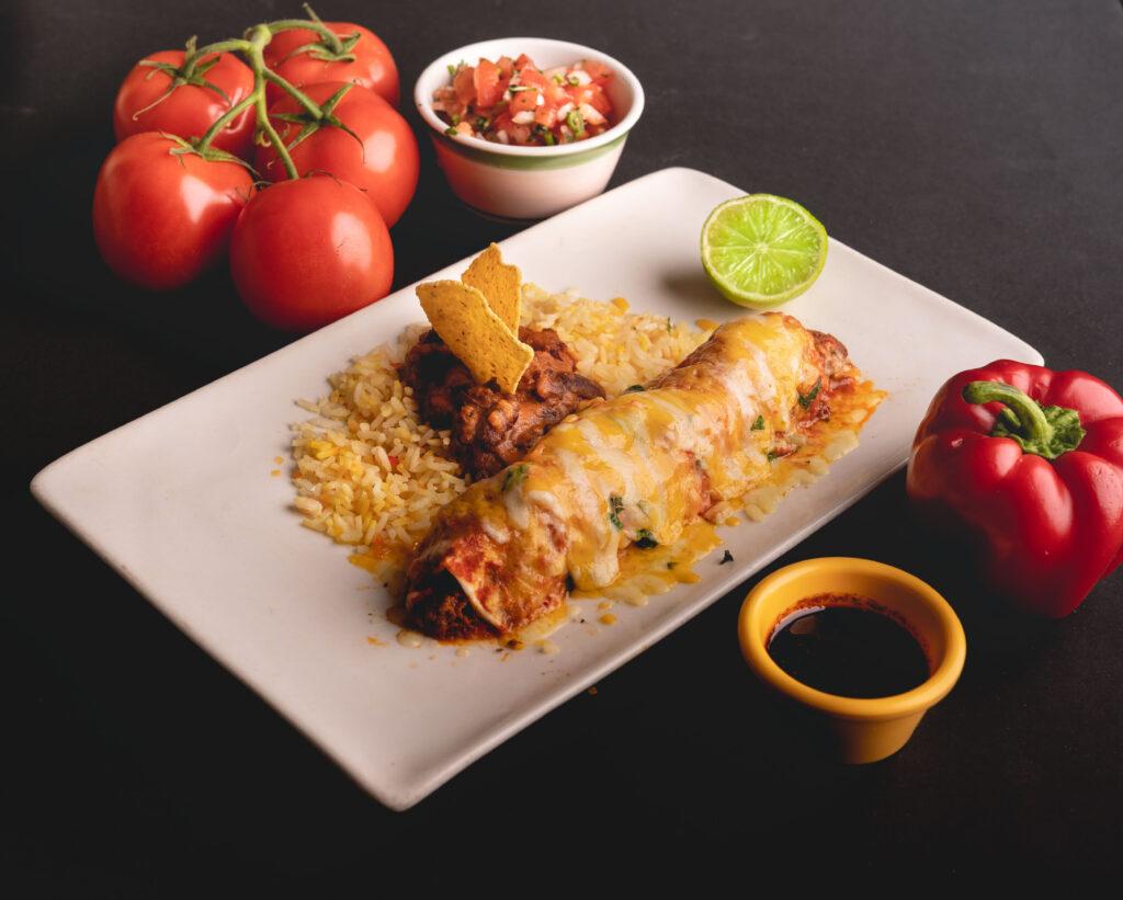 Enchilada Gratinada 9