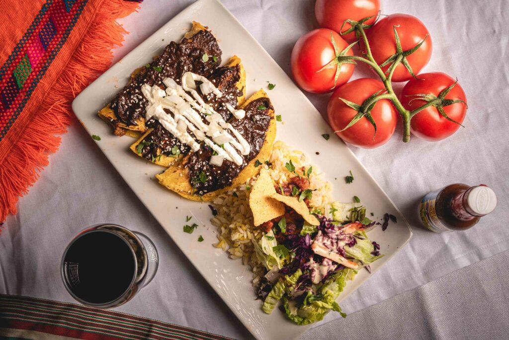 Enchilada Mole 1